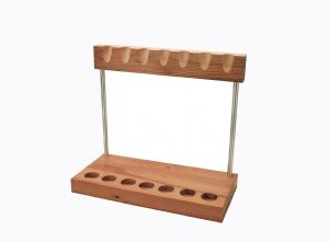 Wooden Stand for Mini Jewellers Hammers.  J2261